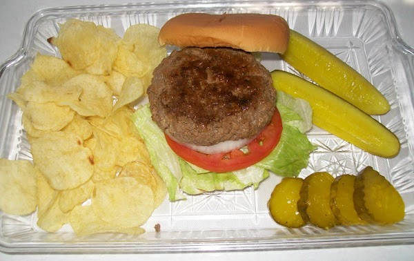 Happy Cheese Burger Day... Recipe