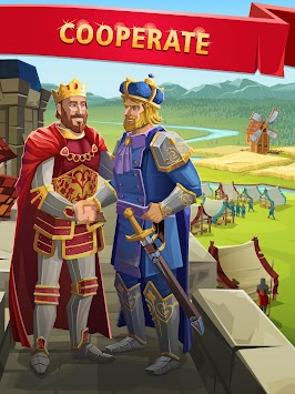 Empire: Four Kingdoms APK screenshot thumbnail 9