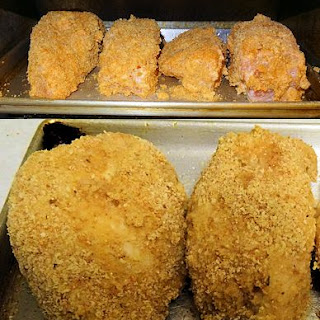 Breaded Skinless Turkey Breast