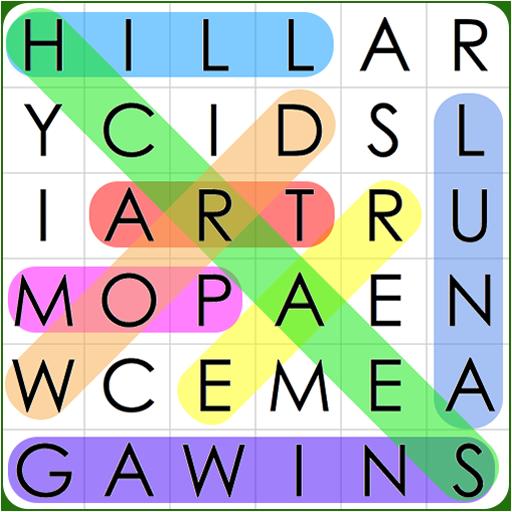Word Search 拼字 App LOGO-硬是要APP