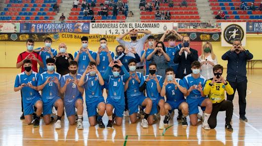 CBM Bahía de Almería-EM Carboneras jugará la final por el título andaluz juvenil