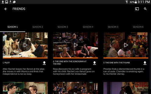 STARZ PLAY- screenshot thumbnail