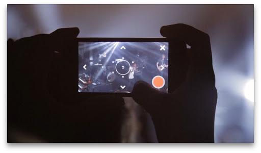 Canon GIG App preview