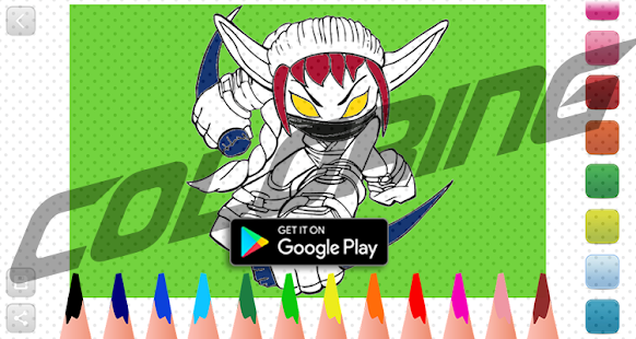 Coloring book for skylanders 2018 mod apk Coloring book 2018 apk
