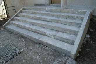 Photo: die Treppe Nord, fast wieder neu
