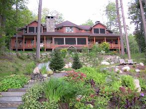 Photo: Adirondack lodging