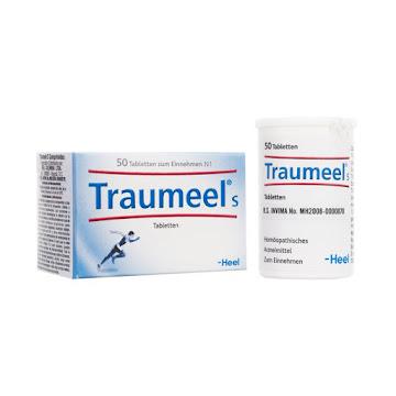 Traumeel S Tabletas Caja