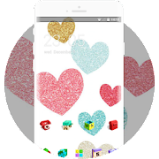 Heart shape theme emotion life APK
