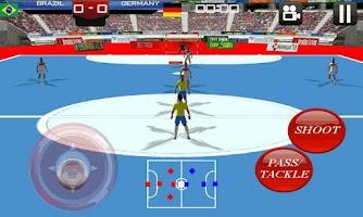 Screenshot of Futsal Game