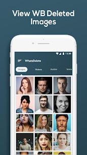 WhatsDelete: Recover Deleted Messages of WhatsApp  Download For Android 2
