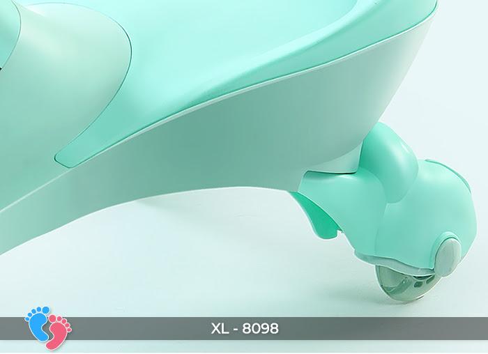 Xe lắc tay trẻ em Broller XL8098 21