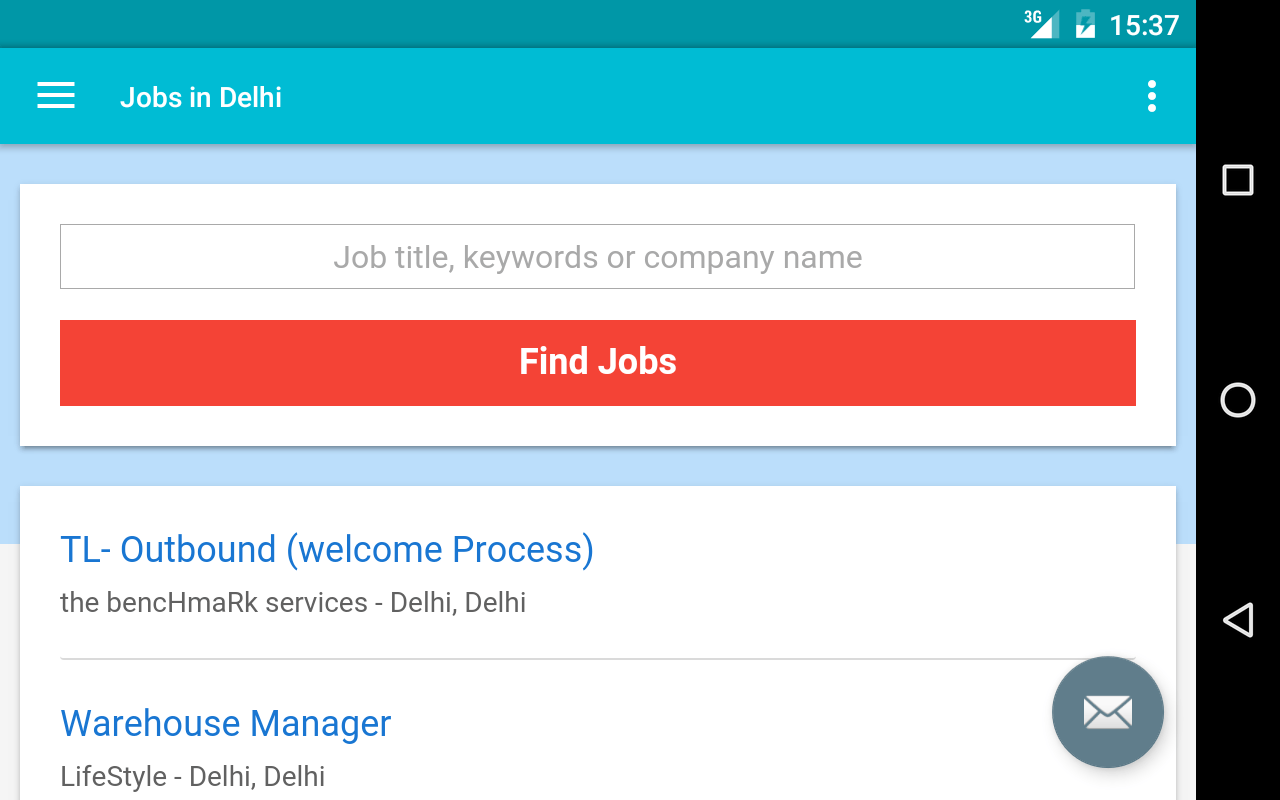 Find number of relevant job opportunities in delhi at Babajob. Our platform helps to make job search easy and convenient for you. Apply for Job Openings or Create your Profile on Babajob Now.