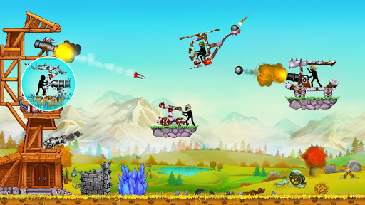 The Catapult 2 u2014 Grow your castle tower defense 3.1.0 screenshots 4