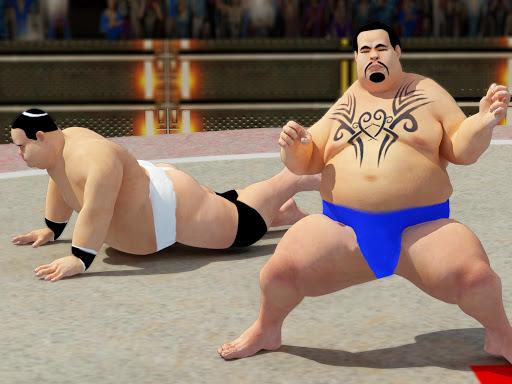 Sumo wrestling Revolution 2017: Pro Stars Fighting  screenshots 8