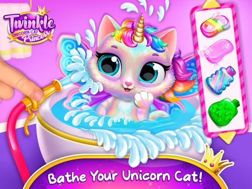 Twinkle - Unicorn Cat Princess screenshots 13