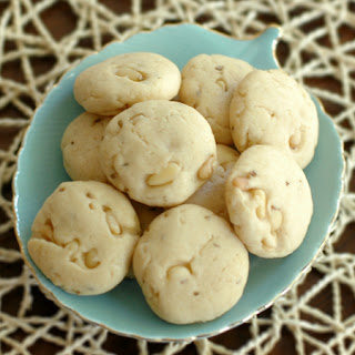 Pine Nut & Anise Cookies