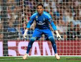 Keylor Navas hield de nul bij PSG tegen Real Madrid