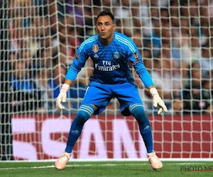 L'avenir de Keylor Navas au Real Madrid dépend d'une seule chose