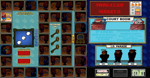 Classic Cops N  Robbers Club Fruit Machine apkdebit screenshots 6