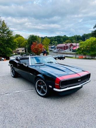 '68 Convertible Camaro!! Hire VA