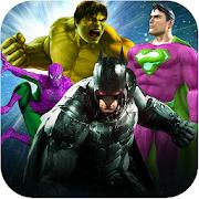 Multi Superhero Grand Pro Fight