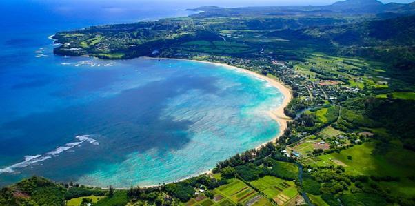 Kauai Island Havai