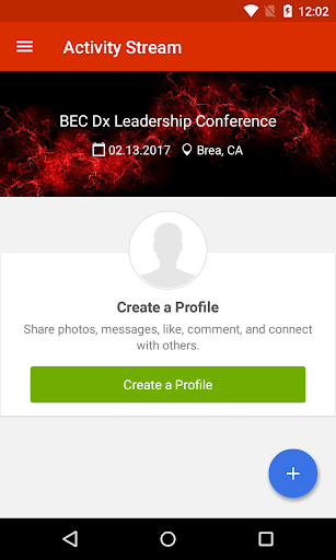 BEC Dx Leader Conference
