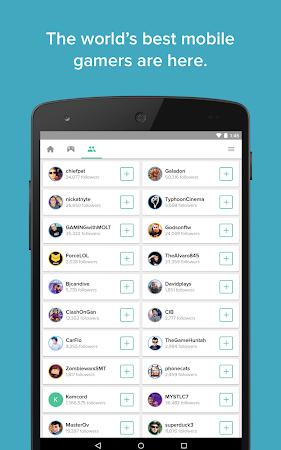 Kamcord- Live Mobile Game Vids 1.4 screenshot 145622
