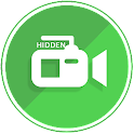 Hidden video recorder (HVR) icon