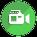 Hidden video recorder (HVR) icon
