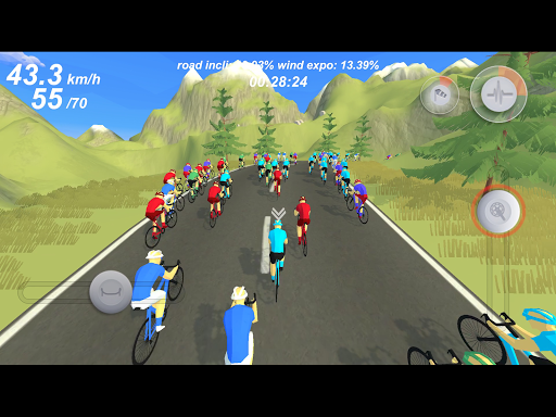 Pro Cycling Simulation android2mod screenshots 8
