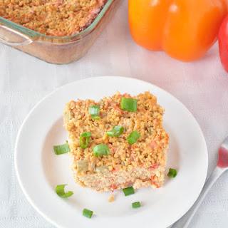 Quinoa Pizza Casserole