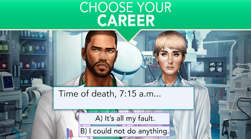 Is it Love? Blue Swan Hospital - Choose your story 1.2.183 app download 4