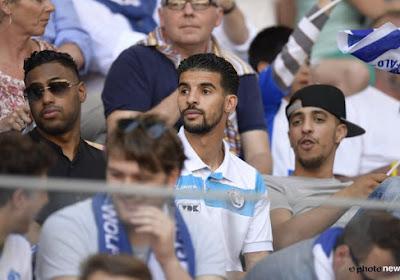 """Boussoufa hemelt spits uit Jupiler Pro League op: """"Heel veel potentieel"""", """"Hij sloopt een verdediging"""" en """"Heel gevaarlijk"""""""