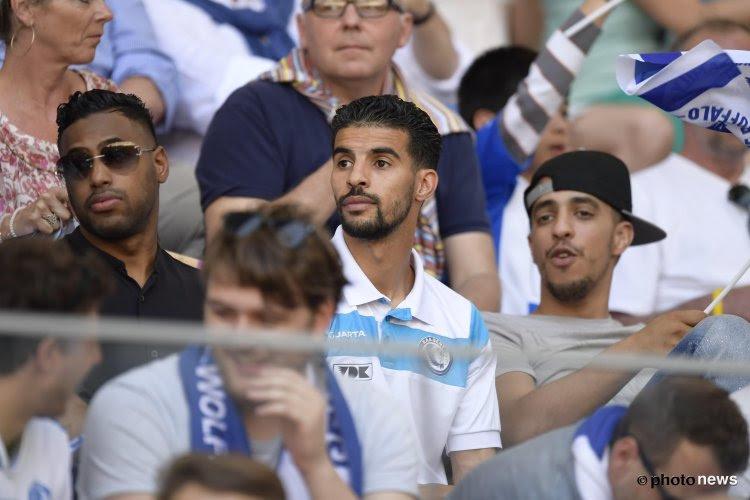 """Terugkeer wenkt voor ex-Gouden Schoen Mbark Boussoufa: """"Ik ben in gesprek met enkele Europese clubs"""""""