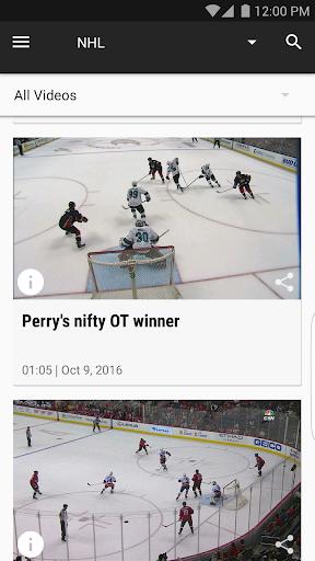 免費下載運動APP|NHL app開箱文|APP開箱王