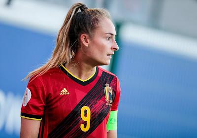 """Tessa Wullaert kijkt uit naar Red Flames: """"Volgend doel is top acht in Europa"""""""