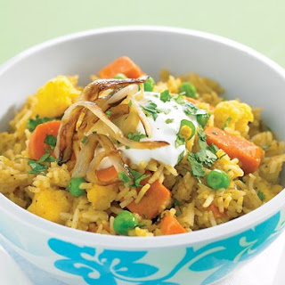Biryani Vegetable Curry Recipes.