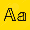 Stylish Font icon