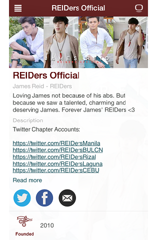 REIDers Official