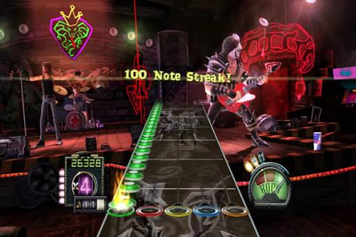 Guitar Hero Trick 1.0 screenshots 4