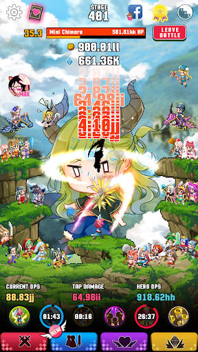 Attack on Moe - Tap Defender 2.5.2 Cheat screenshots 4