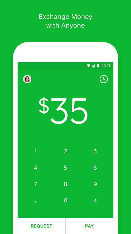 Square Cash- screenshot