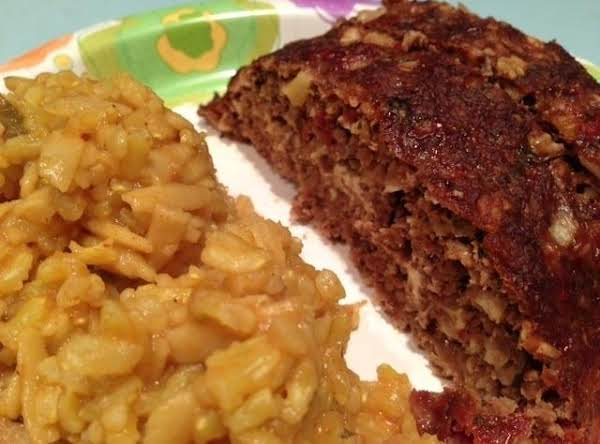 Cathy's Meatloaf Recipe
