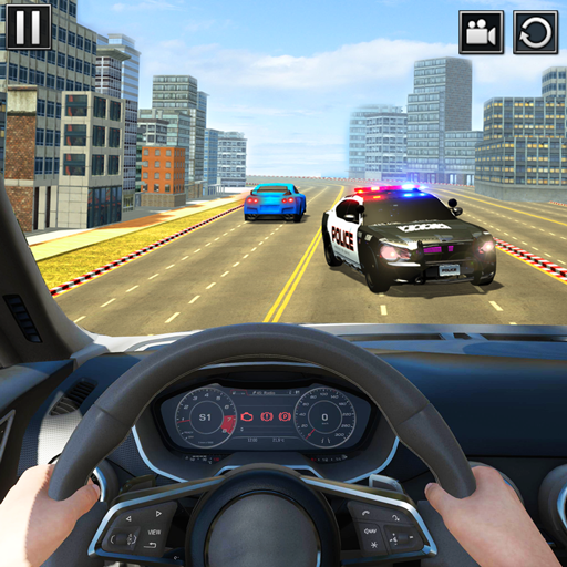 Traffic Car Racing Simulator 2019