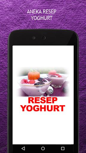 Resep Yoghurt