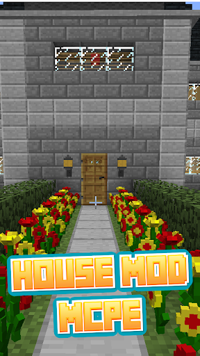 House Mod For MCPE'