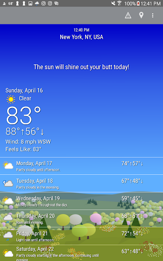 What The Forecast?!! screenshot 8