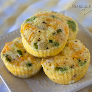 Egg Muffins in the Pressure Cooker