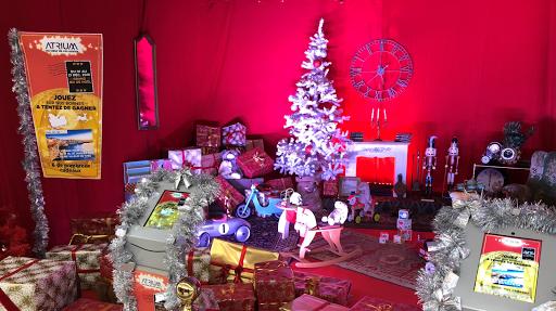 Atrium : le grand jeu de Noël